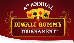 4th Annual Diwali Rummy Tournament