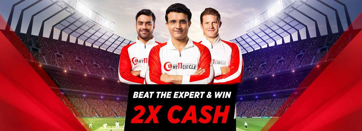 Win 2X Cash