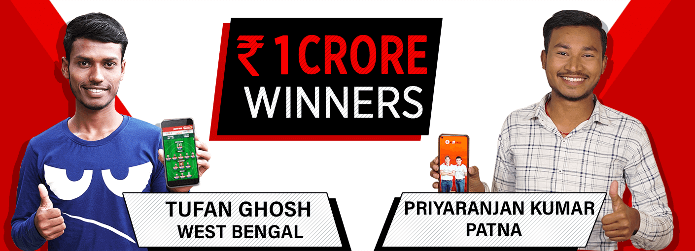 Rs. 1 CRORE WINNERS