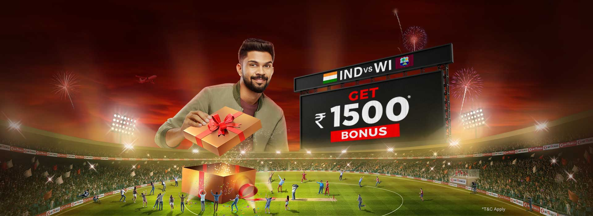 Win Rs.1 Crore 1st Prize!