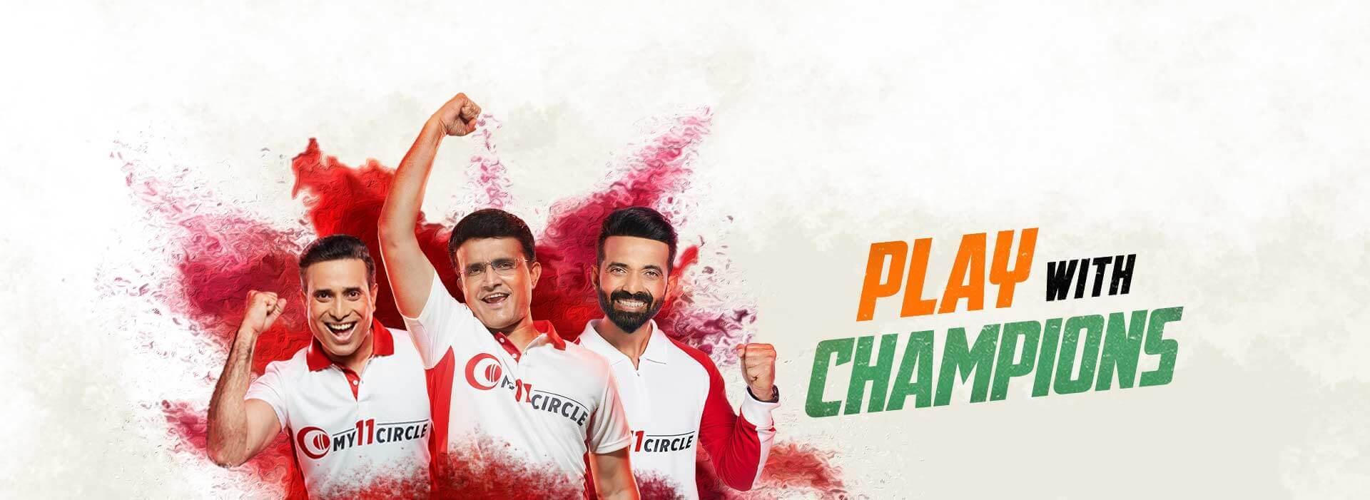 Play Fantasy Cricket & Win Cash Daily!
