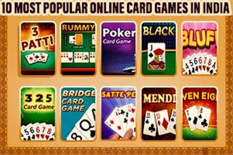 Card Games Play 10 Most Popular Online Card Games In India