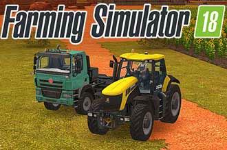 Farming Stimulator 18