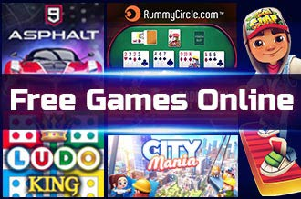 Free Games - Play Top Free Online Games For Fun