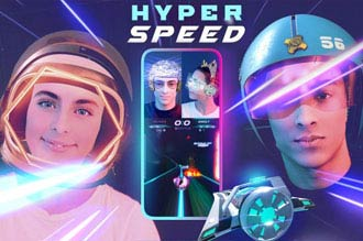 Hyperspeed — Race with Friends