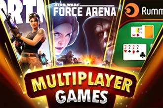 Multiplayer Games - 2 Player Games Online For PC, Android, iOS