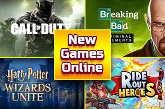 Latest New & Upcoming Games Online