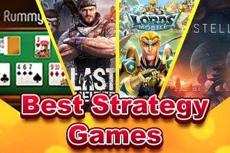 Best Strategy Games Online