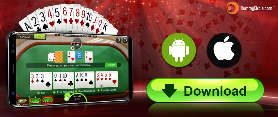 Rummy Game Download | Rummy App | Free Indian Rummy Download