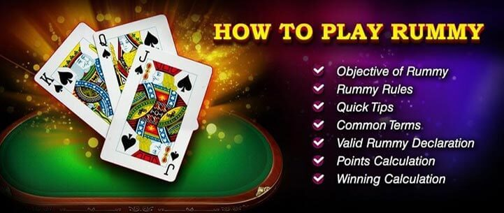 How to Play Rummy Card Game - Rummy Rules & Guide To Play Rummy