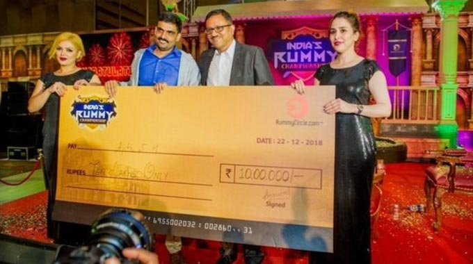 Indias Rummy Championship