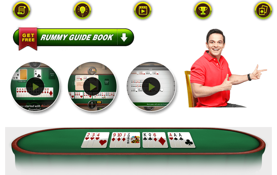 Rummy Guide Book