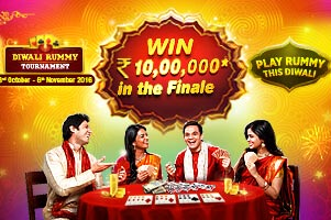 Diwali Rummy Tournament