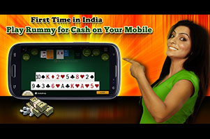 play rummy for cash on your mobile