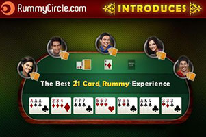 the best 21 card rummy experience