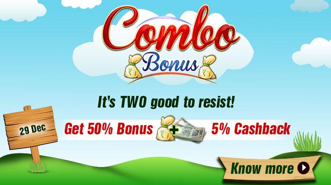 Combo Bonus