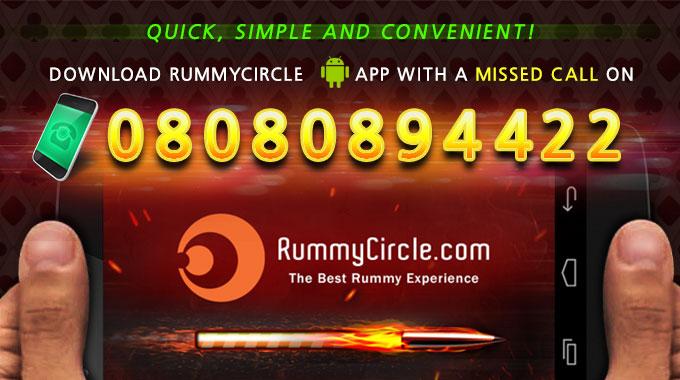 Download RummyCircle App