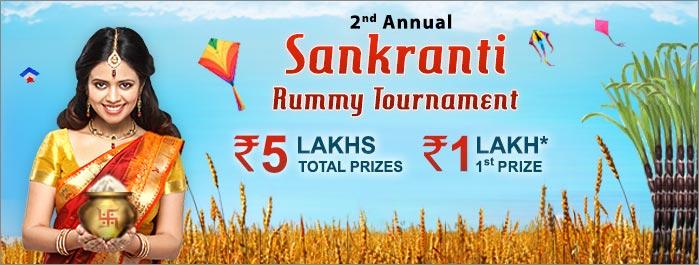 2nd Annual Sankranti Rummy Tournament