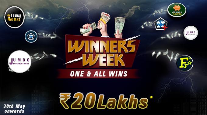 Winners Week