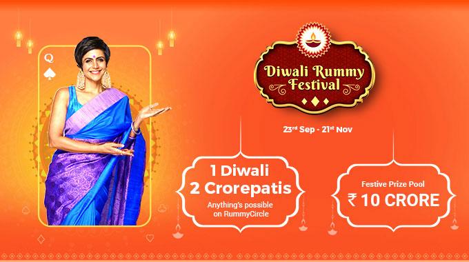 Diwali Rummy Festival