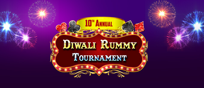 Diwali Rummy Tournament Winners