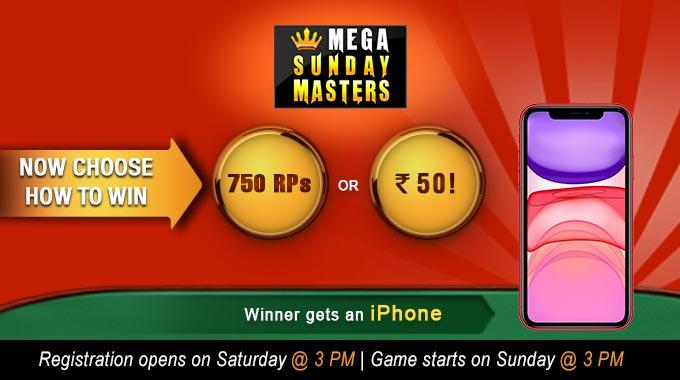 Mega Sunday Masters