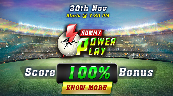 Rummy Powerplay