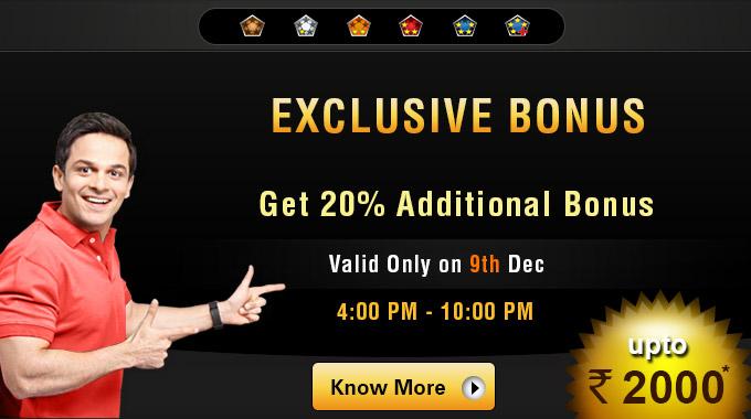 Exclusive Bonus