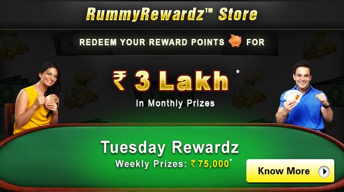Reward Point Tournaments