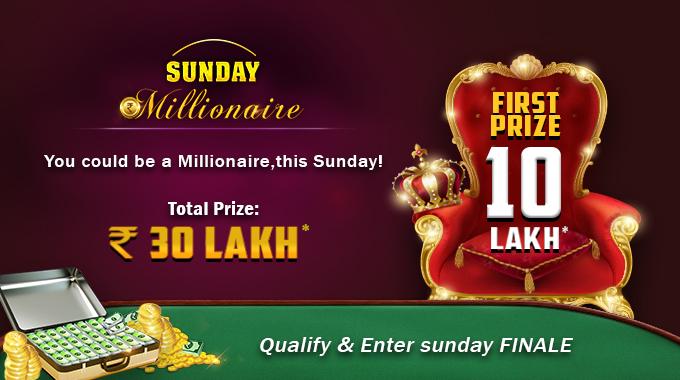 Sunday Millionaire