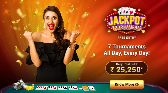 Jackpot Tournaments