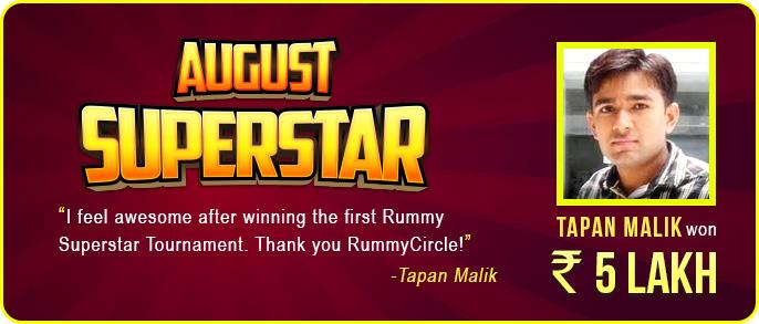 Superstar of Aug