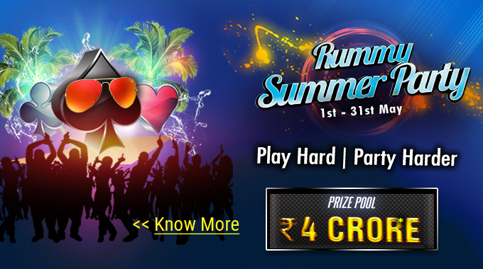 Rummy Summer Party