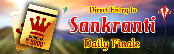Direct Entry to Sankranti daily Finale