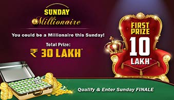 Highlighted Tournament - Sunday Millionaire