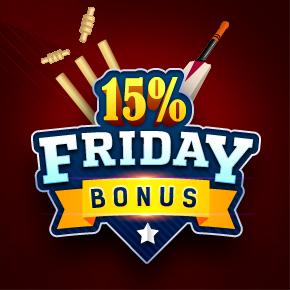 Friday Bonus