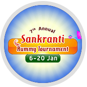 Sankranti Rummy Tournament