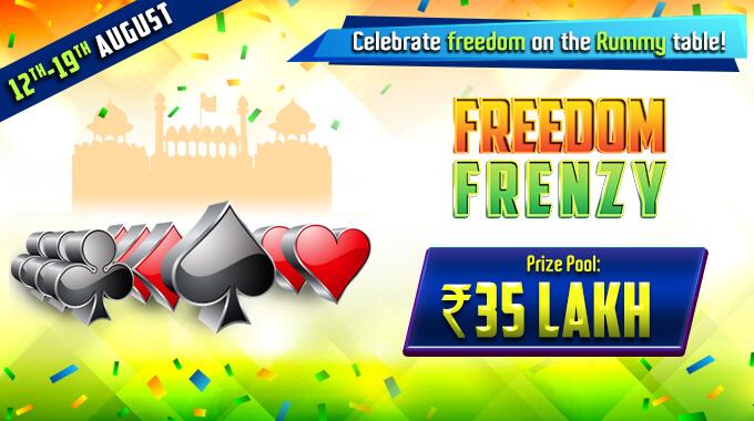 Freedom Frenzy