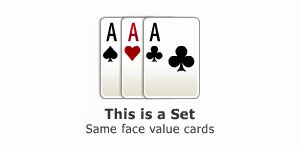 how to play rummy arrange set and sequence
