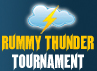 Rummy Thunder Tournament